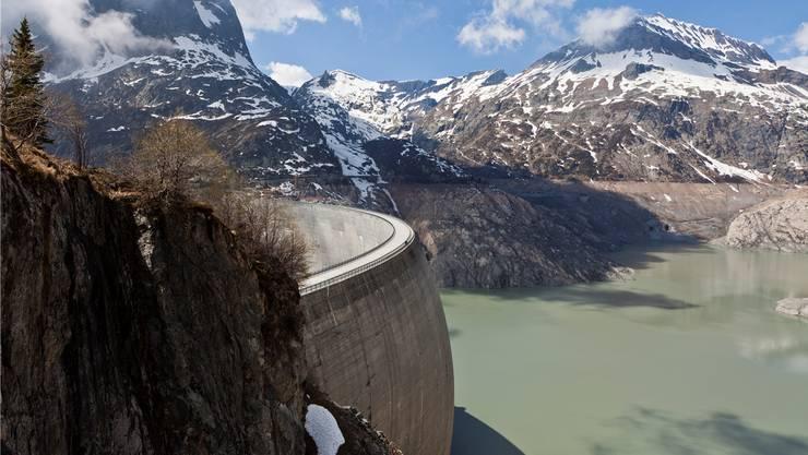 Hat Potenzial als europäischer Stromspeicher: Pumpspeicherkraftwerk Nant de Drance im Wallis.