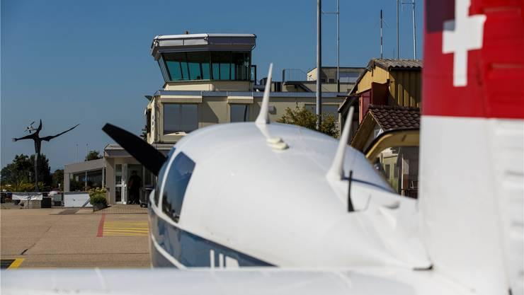 Das Personal von Skyguide will streiken – Grenchen ist nicht betroffen, hat aber auch grosse Probleme.