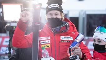 Der Star einer starken Equipe: Marco Odermatt.