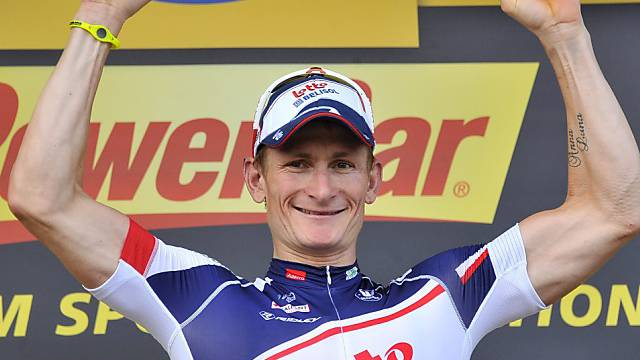 Andre Greipel feierte seinen 1. Etappensieg der diesjährigen Tour.