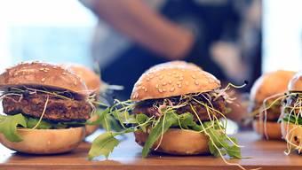 Nestlé unterliegt im Streit um Burger-Namen vor Gericht (Symbolbild).