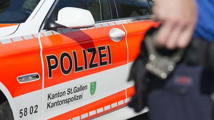 Am Sonntagnachmittag hat ein Mann bei der Bahnhofsunterführung in Rapperswil-Jona SG seine Mutter mit einem Messer getötet. (Symbolbild)