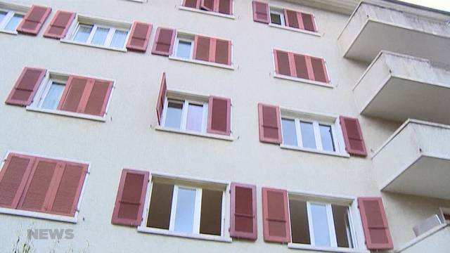 Fenstersturz-Fall Grenchen: Doch kein Unfall