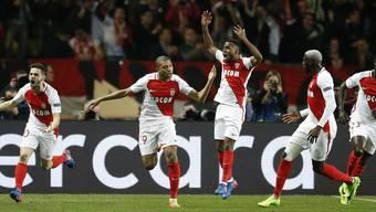 Monaco schmeisst ManCity aus der Champions League.