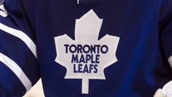 Das Teamlogo der Maple Leafs
