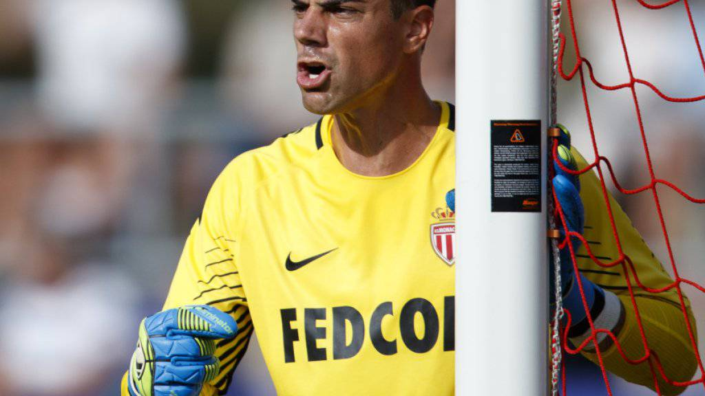 Der Schweizer Keeper Diego Benaglio fand beim französischen Meister AS Monaco eine neue Herausforderung