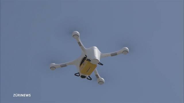 Inselspital Bern testet Laborproben-Transport per Drohne