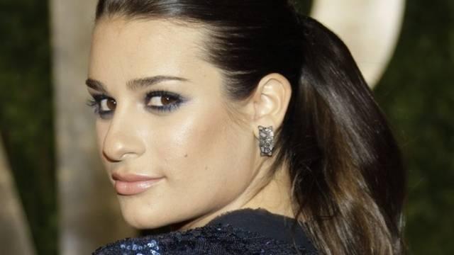 Hat Erfahrung mit Autounfällen: Lea Michele (Archiv)