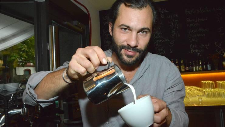 Das Café «Frühling» gehört zu den wenigen, die «Slow Coffee» anbieten.