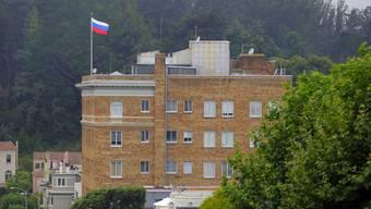 Das russische Konsulat in San Francisco soll geschlossen werden, fordern die USA. (Archiv)