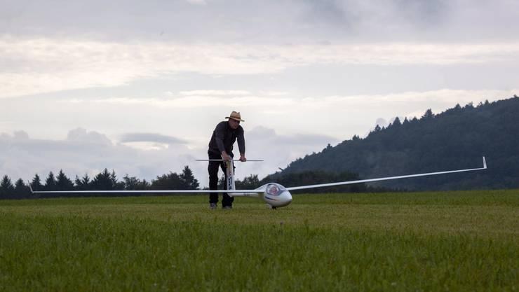 Ihr altes Flugfeld musste die Motorfluggruppe Fricktal verlassen – und die Suche nach einem neuen Standort gestaltet sich schwierig.