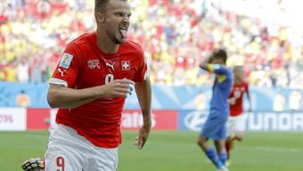 Schweiz-Ecuador: Die Bilder zum Spiel