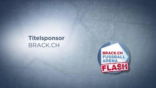 YB-Grasshoppers / Luzern-St.Gallen / Lausanne-Sion