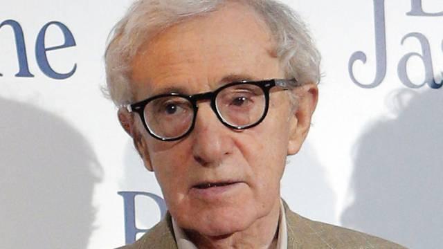 Regisseur Woody Allen (Archiv)