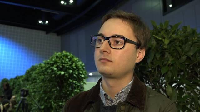 """Julian Eicke: """"Kann mir Grossrats-Kandidatur vorstellen"""""""
