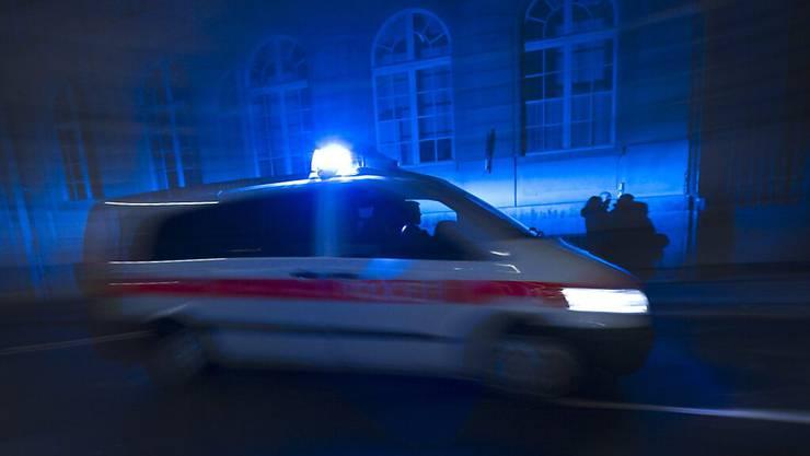Die Winterthurer Stadtpolizei schnappte drei Jugendliche nach einer Strolchenfahrt in einem entwendeten Auto. (Symbolbild)
