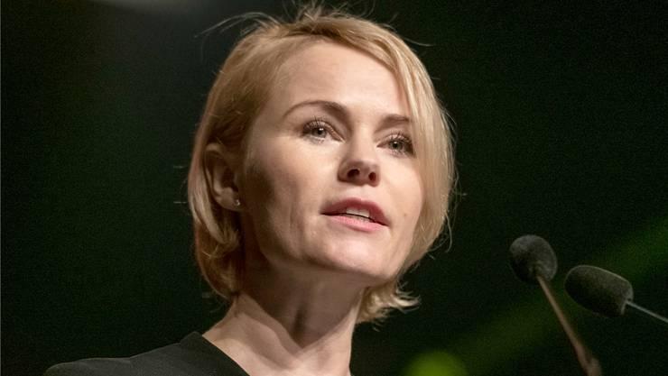 Will die Pädophilen-Initiative auf Spitäler ausweiten und die Spitalliste straffen: Gesundheitsdirektorin Natalie Rickli (SVP).