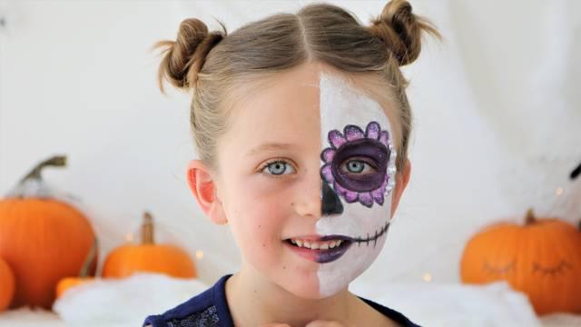"""""""Sugar Skull Face"""""""