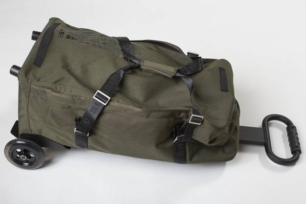 Transporttasche mit -wagen