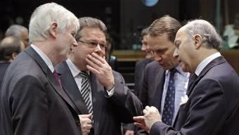 Bild vom EU-Aussenministertreffen in Brüssel
