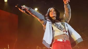 Rihanna richtet in einem Musikvideo ein Blutbad an (Archiv)