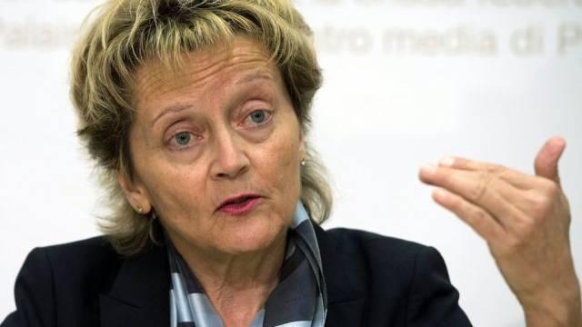 Bundesrätin Eveline Widmer-Schlumpf (Archiv)