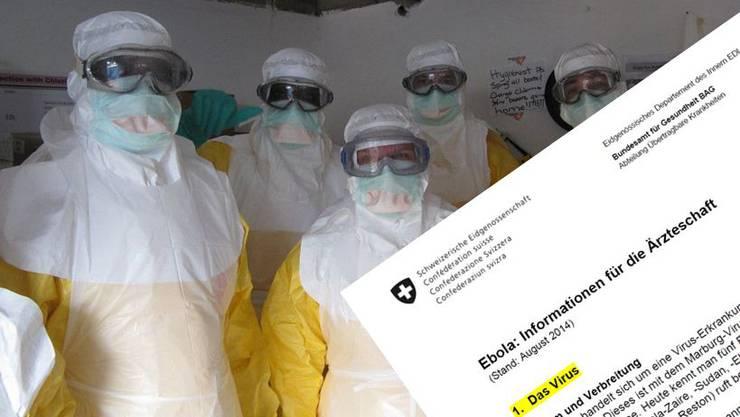 Der Bund bereitet die Hausärzte auf das Virus vor