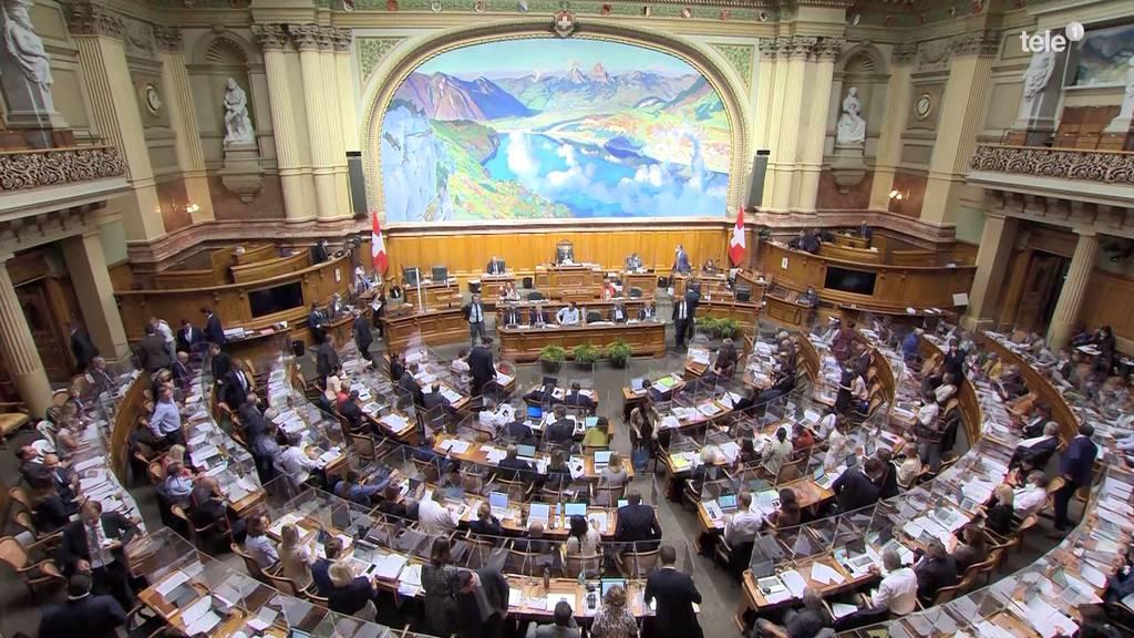 Der Nationalrat hat beim neuen Covid-19-Gesetz an einigen Stellen nachgebessert.