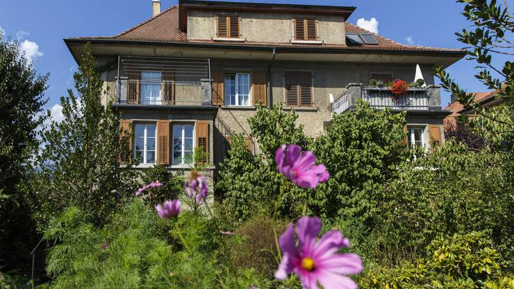 Auch dieses Doppeleinfamilienhaus an der Ecke Bergstrasse/Haffnerstrasse gilt neu als erhaltenswert.