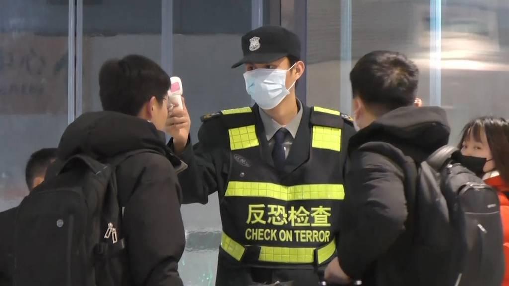 Neuartige Lungenkrankheit in China fordert sechs Tote