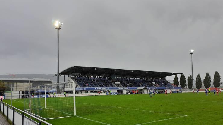 Der FC Wohlen gewinnt gegen den FC Solothurn ein heisses Spiel bei kalten Temperaturen mit 1:0 und findet zurück in die Erfolgsspur.
