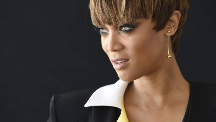 """Tyra Banks eröffnet """"Modelland"""": Dem ehemaligen US-Supermodel ist es ein Anliegen, dass sich jedermann wie ein Mannequin fühlen kann. (Archivbild)"""