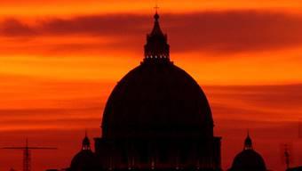 Viel Raum für alles Mögliche unter der Kuppel des Petersdoms