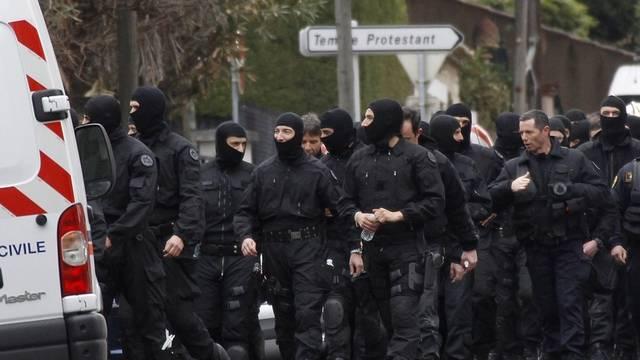 Der Fall Merah löste einen Grosseinsatz mit Spezialkräften der Polizei aus - Merah kam ums Leben (Archiv)