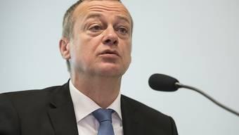 BDP-Präsident Martin Landolt stimmte die Delegierten ein für das Wahljahr 2019.