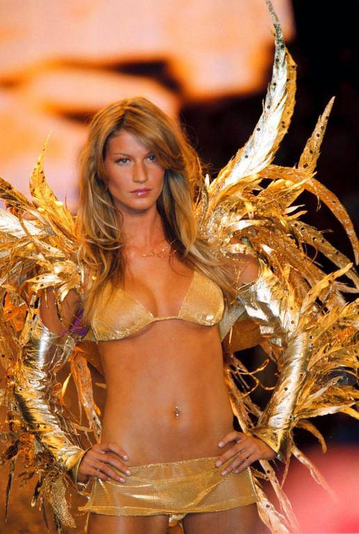 Belle Gisele (© Getty Images)
