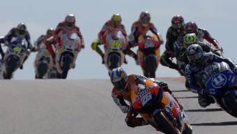 Neuer Kurs im Rennkalender für die Moto-Piloten.