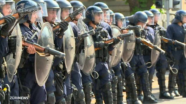 Bundesgericht billigt Polizeitaktik