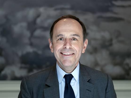 Verlegerpräsident und Tamedia-Herausgeber Pietro Supino hat sich die Akquisition der «Basler Zeitung» viel Geld kosten lassen.