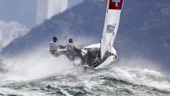 Erfolgsmeldung für die Schweizer Segler bei der WM in Aarhus