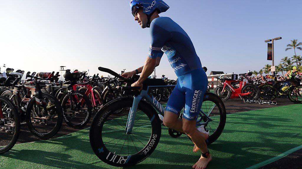 Patrick Lange wird erstmals Ironman-Weltmeister