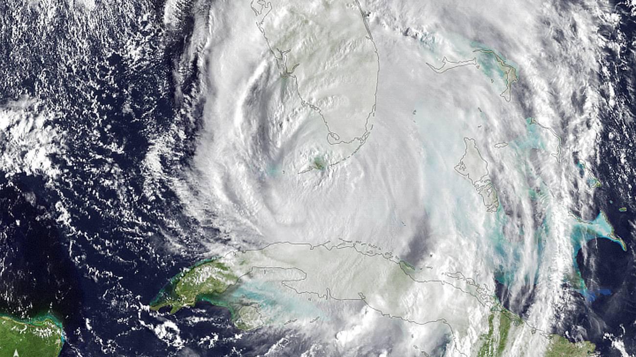 Wirbelsturm Irma Hurrikan