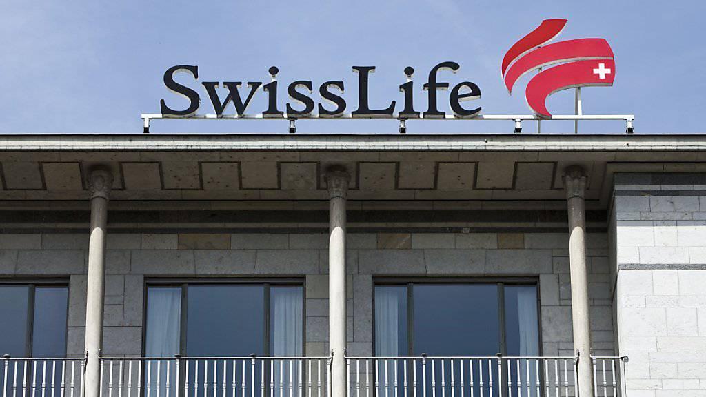 Die Prämien der Swiss Life lagen im dritten Quartal auf Vorjahresniveau (Archiv).