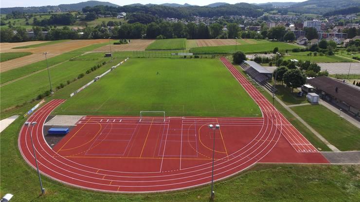 Da fehlt doch noch was? Breitenbach soll endlich eine 400-Meter-Rundbahn erhalten.