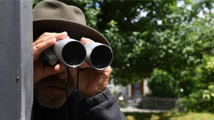 Eine Steuerpolizei soll bei Verdacht auf schwere Steuervergehen Personen im öffentlichen Raum observieren dürfen.