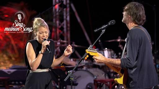 Jaël und Adrian Stern singen «Through Your Eyes»