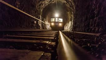 Die Wasserversorgung für Lommiswil verläuft durch den Weissensteintunnel.