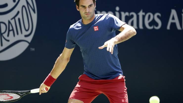 Roger Federer feierte vor zehn Jahren seinen letzten von fünf Turniersiegen am US Open in New York