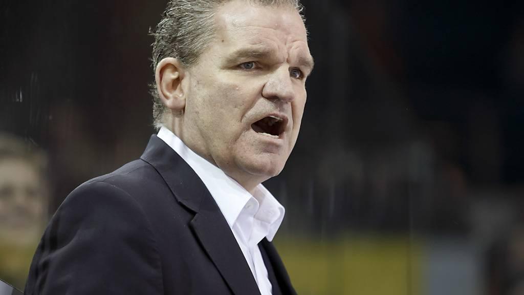 Rückkehr in die Schweiz: Sean Simpson wird Trainer von Fribourg-Gottéron