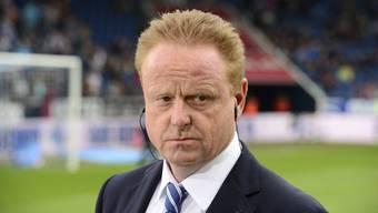 Der frühere Trainer des FC Aarau Rolf Fringer ist heute TV-Experte.